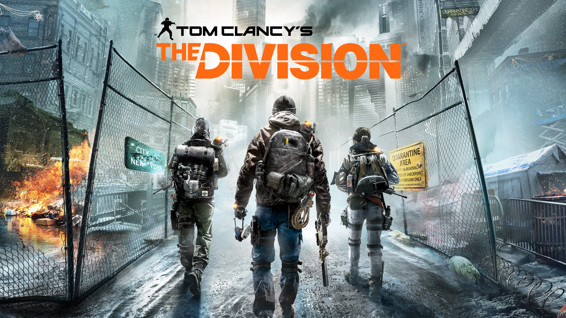 Tom Clancy´s The Division (Гарантия + Бонус ✅)