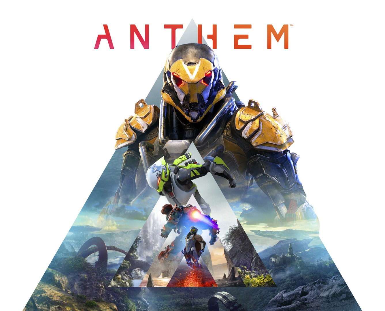 Anthem (Warranty + Bonus ✅)