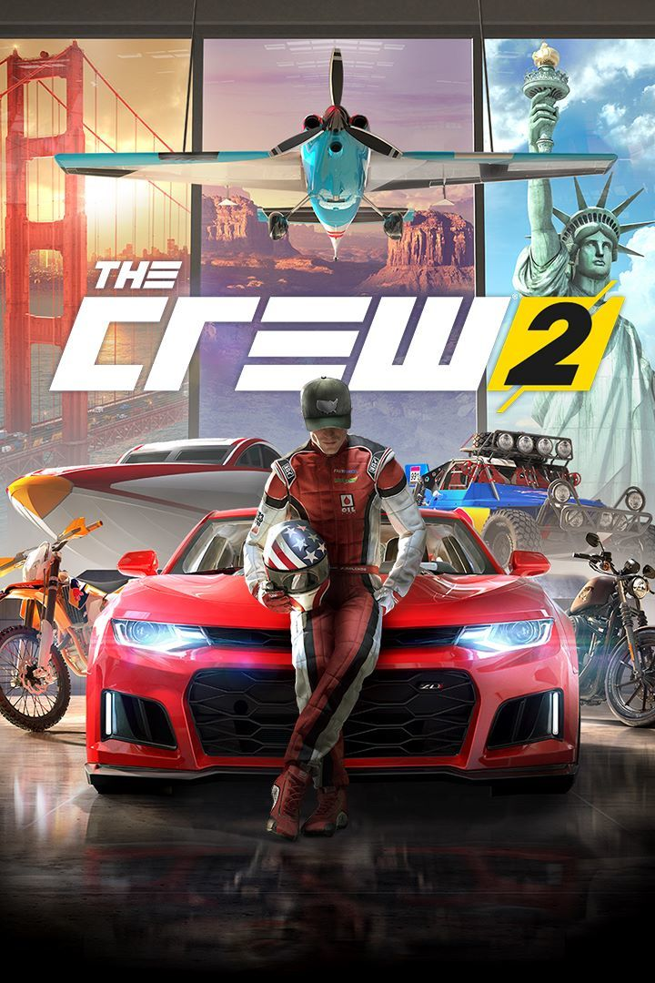 The Crew 2 (Warranty + Bonus ✅)