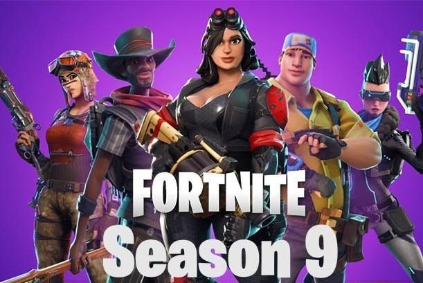 FORTNITE Battle Pass - 9 Season