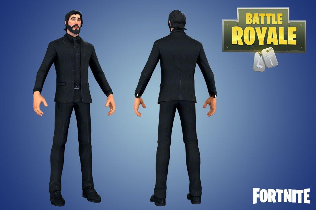 Ya teníamos la skin de The Reaper disponible