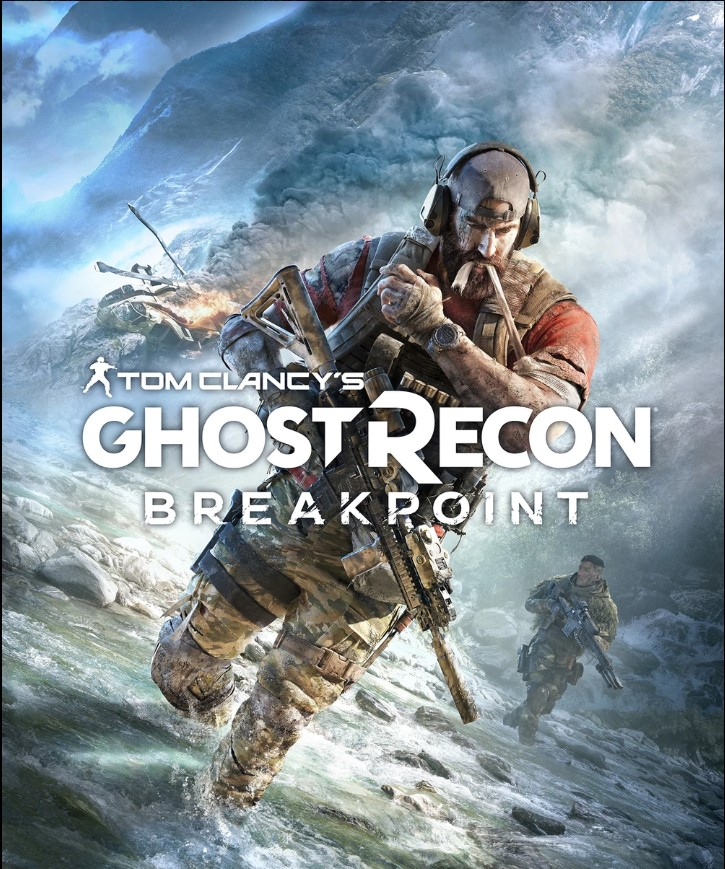 Tom Clancy's Ghost Recon Breakpoint (Warranty +Bonus ✅)