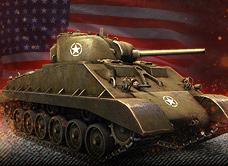 Купить Бонус-код - танк M4A2E4 Sherman + 3 дней ПА