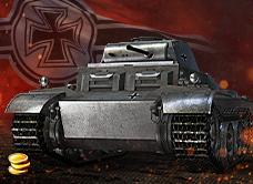 Купить Бонус-код - танк Pz.Kpfw. II Ausf. J + 10 дней ПА