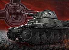 Купить Бонус-код - танк Pz.Kpfw. 38H 735 (f) (Мини-Маус) (RU)