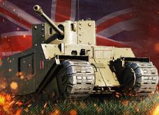 Купить Бонус-код - танк TOG II* + 7 дней ПА + слот