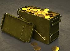 Купить Бонус-код - 2500 игрового золота