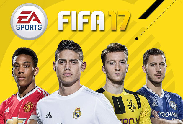 FIFA 17 XBOX ONE COINS
