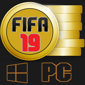 Coins FIFA 19 PC + 5% for feedback