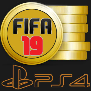 COINS FIFA 19 PS4 - NO DUALS + 5% for a review