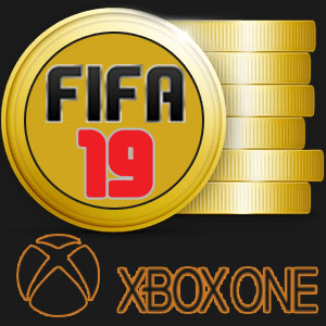 COINS FIFA 19 XBOX ONE - NO DUALS + 5% for the review