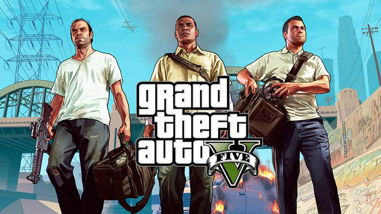 Grand Theft Auto V (Steam Gift RU/CIS) + Подарок