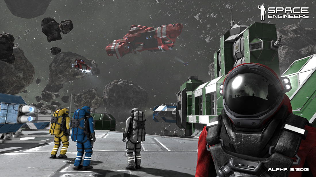 Space Engineers (Steam RU/CIS)