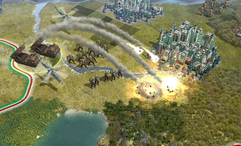 Sid Meier´s Civilization® V (steam gift) RU/CIS