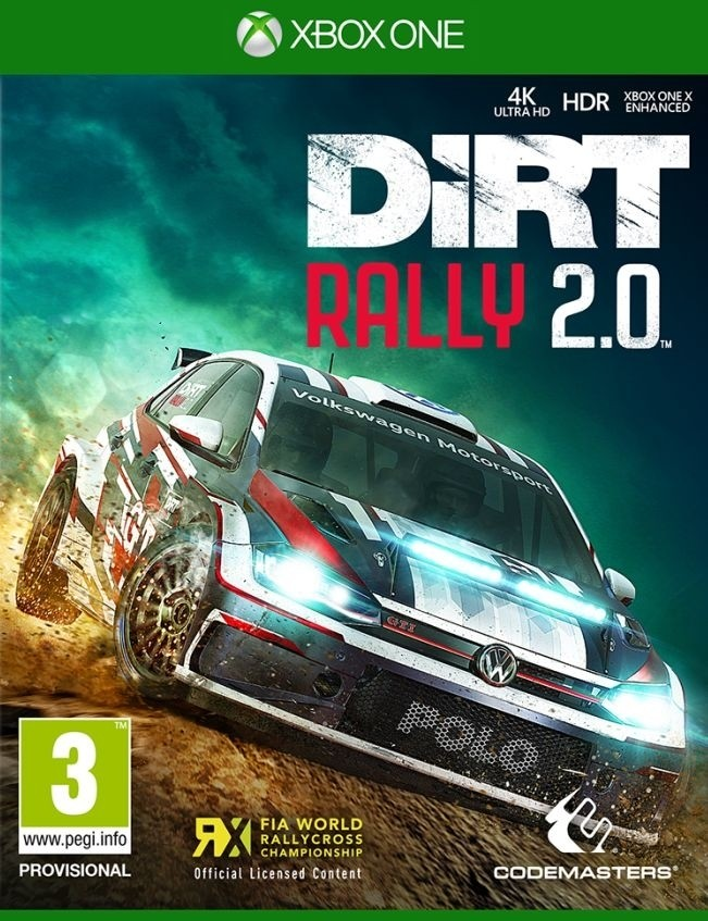 DiRT Rally 2.0 Digital Pre-Order Edition Xbox One 2019