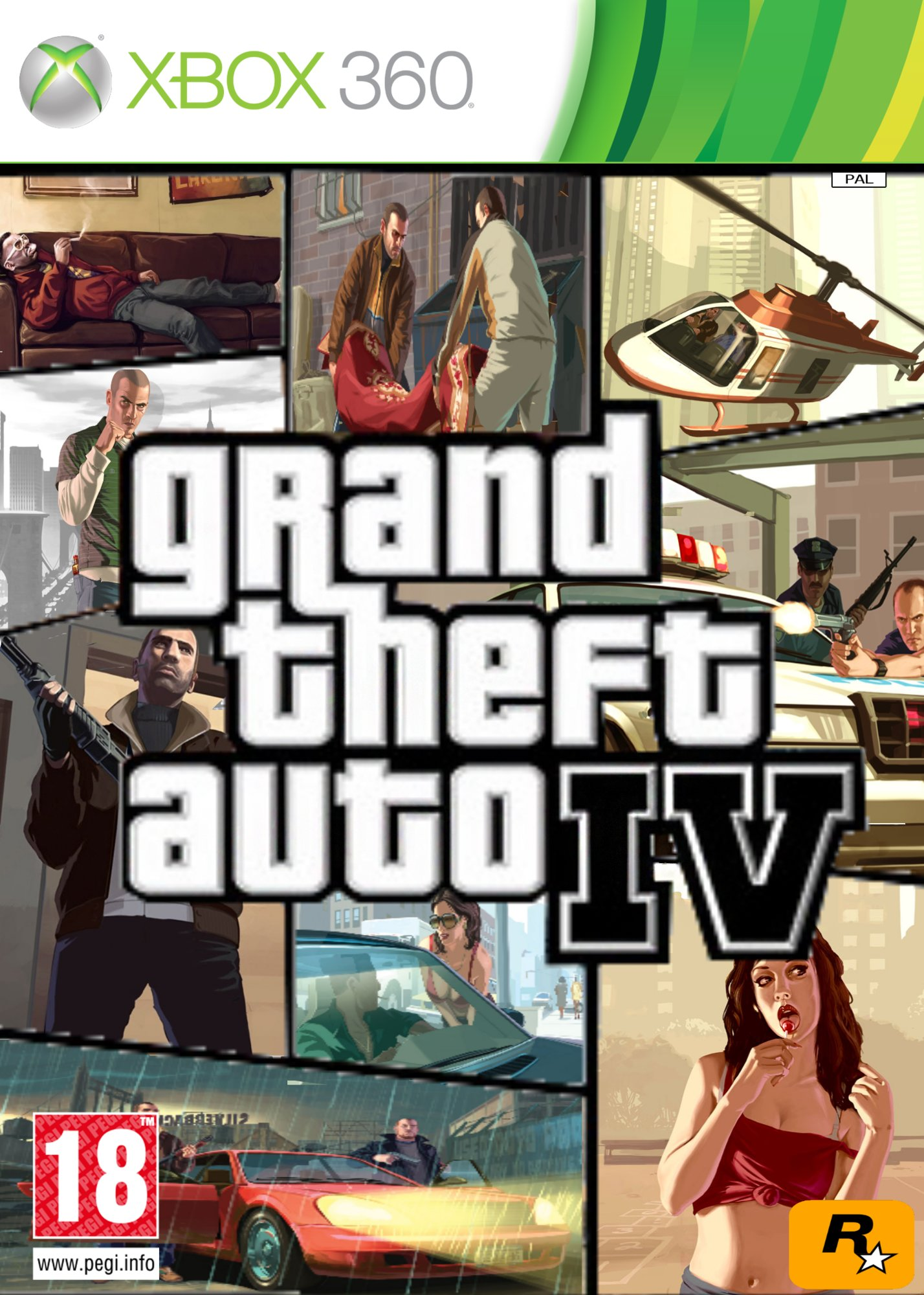 GTA IV, Red Dead Redemption + 10 games Xbox One ⭐🥇⭐
