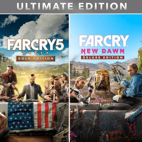 Far Cry New Dawn + Far Cry 5 + BONUS Xbox One ✅ 2019
