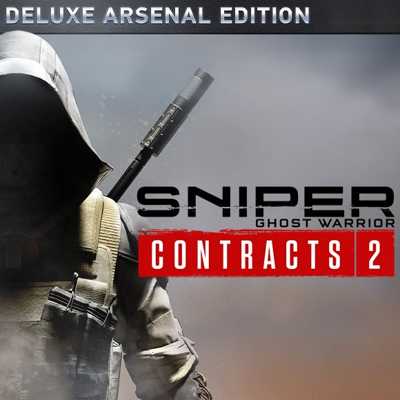 Sniper Ghost Warrior Contracts 2 Deluxe Xbox One+Series