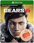 Gears 5 - Ultimate Edition (Xbox One + Series) ⭐
