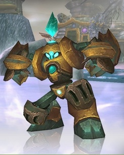 WoW Pet: Lil 'XT (Mini Robot) - RU / EU