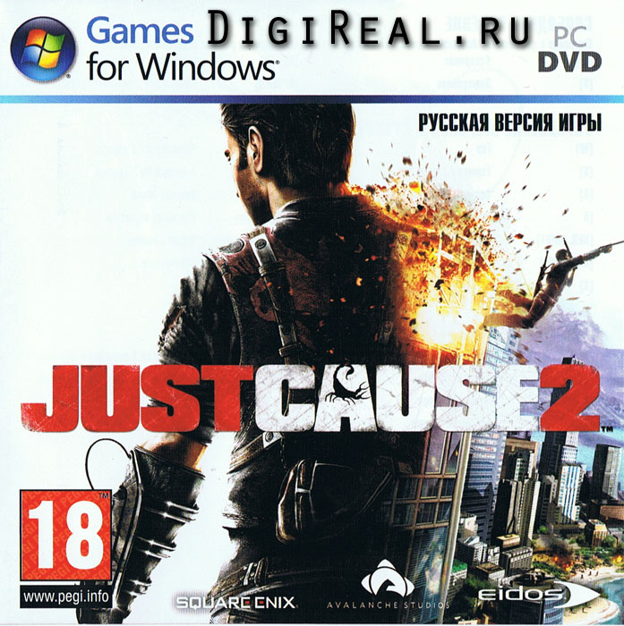 Just Cause 2 (Photo CD Key) Steam - SALE