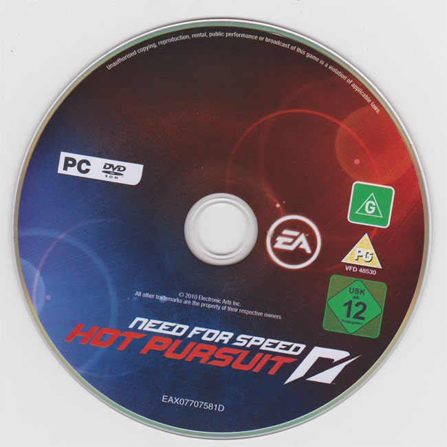 Need For Speed \u200b\u200bHot Pursuit - Foto / EADM / Worldwide