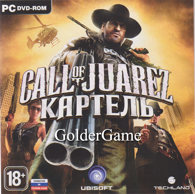 Call of Juarez: The Cartel (Steam, 1C) + BONUS
