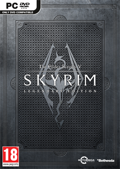 The Elder Scrolls V: SKYRIM (Steam-Key)