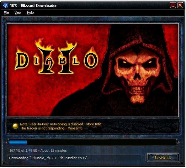 Diablo 2 Gold (D2+LoD) / Photo CD-Key / Battle net