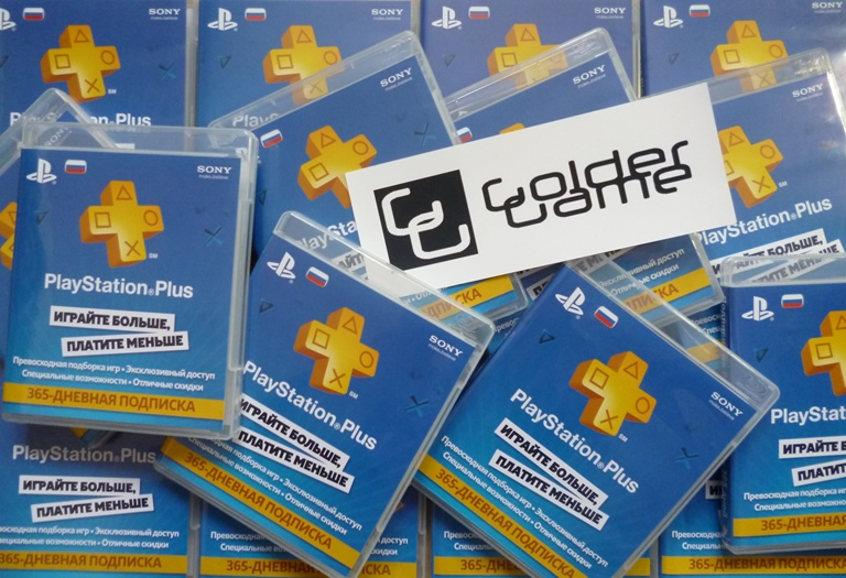 PlayStation Plus (PSN Plus) - RUS - 365 дней - (Photo)