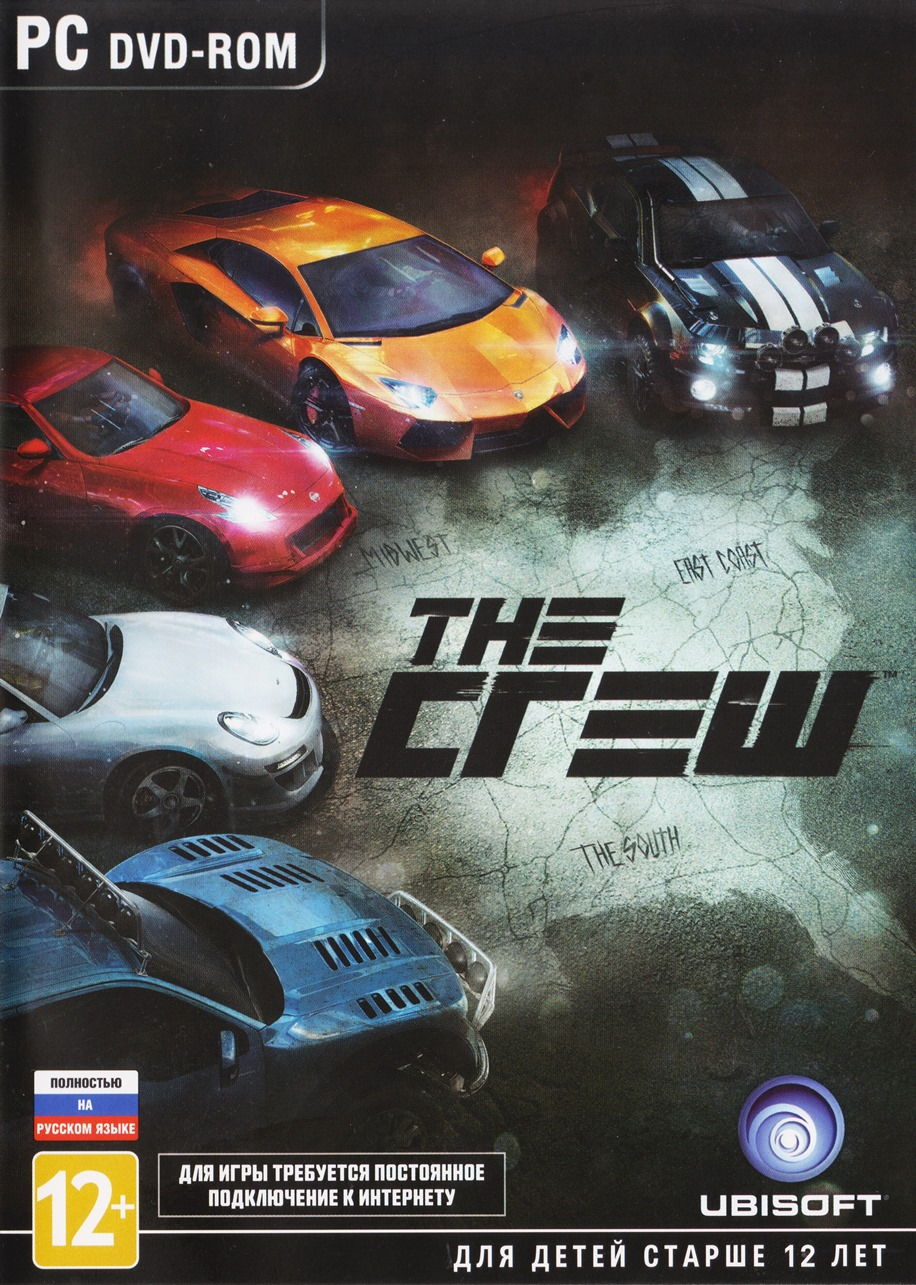 The Crew - Standard Edition - UPLAY - (Photo CD-Key)