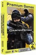 Counter Strike - Premium Games - For Steam. Scan key.