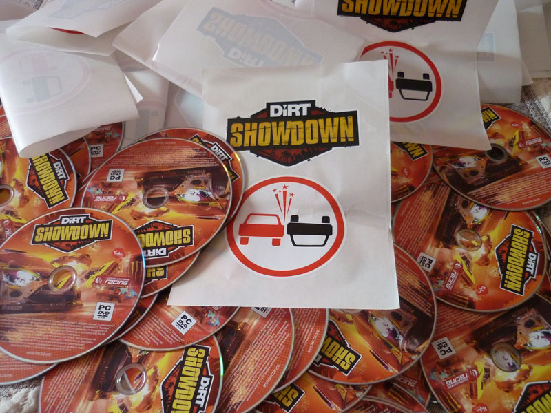 DiRT Showdown - Steam (Region Free) от Буки - Photo