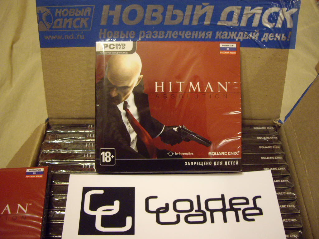 Hitman Absolution (Steam) Region Free / Multilanguage