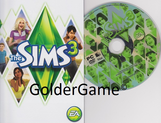 The Sims 3 (Photo CD-Key) - Origin - Region Free