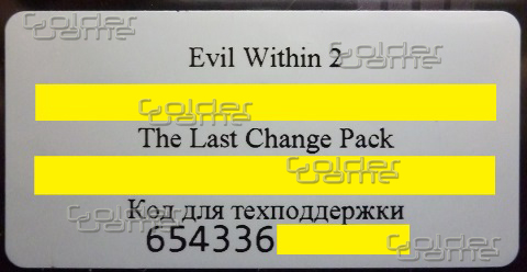The Evil Within 2 +Last Chance Pack (Photo CD-Key)Steam