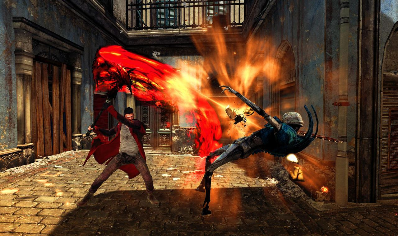 DmC Devil May Cry (Photo CD-Key) STEAM