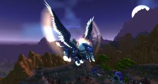 WoW Mount: Winged Guardian - Winged Guardian - RU / EU