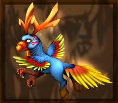 WoW Pet: Cenarion Hatchling (Птенец Гиппогрифа) - RU/EU
