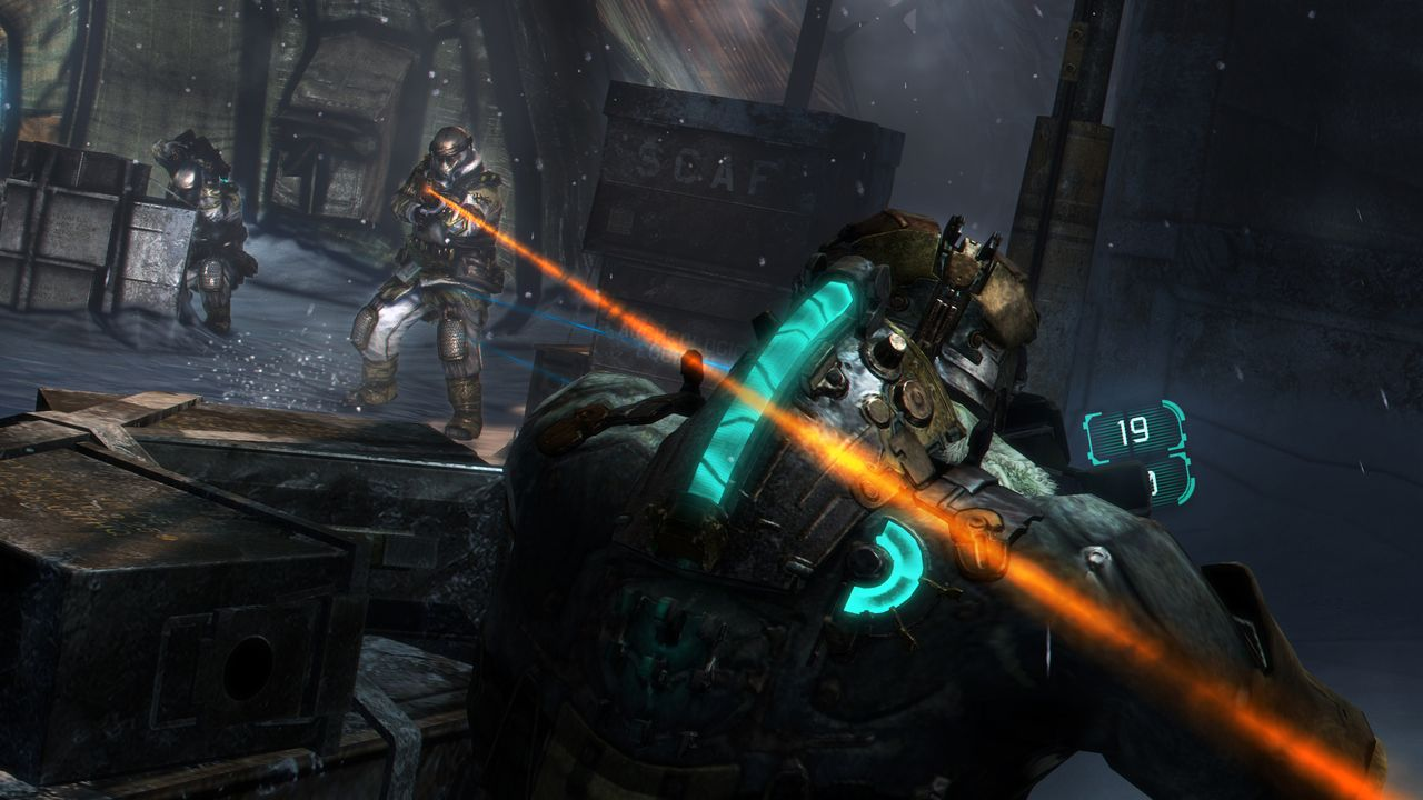 Dead Space 3 Limited Edition EU - Ранняя выдача ключей