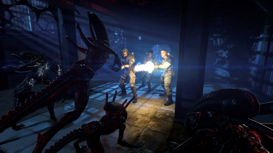 Aliens: Colonial Marines STEAM (Photo) + GIFTS + DISCOUNTS