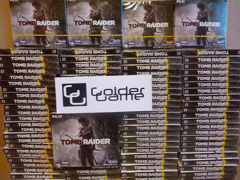 Tomb Raider (Photo CD-Key) Steam + GIFTS + DISCOUNTS