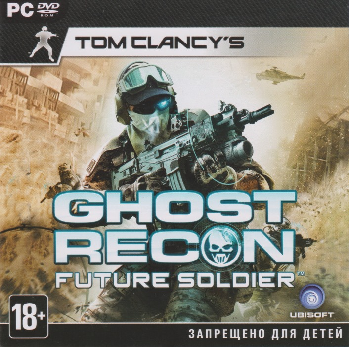Ghost Recon. Future Soldier (Photo CD Key) + ПОДАРКИ