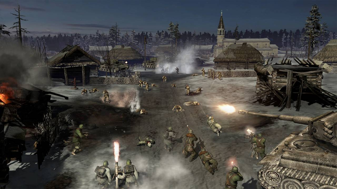 Company of Heroes 2 (Photo CDKey) Steam+ СКИДКИ+ПОДАРКИ
