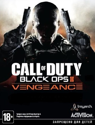 Call of Duty: Black Ops II Vengeance (DLC 3) + GIFTS