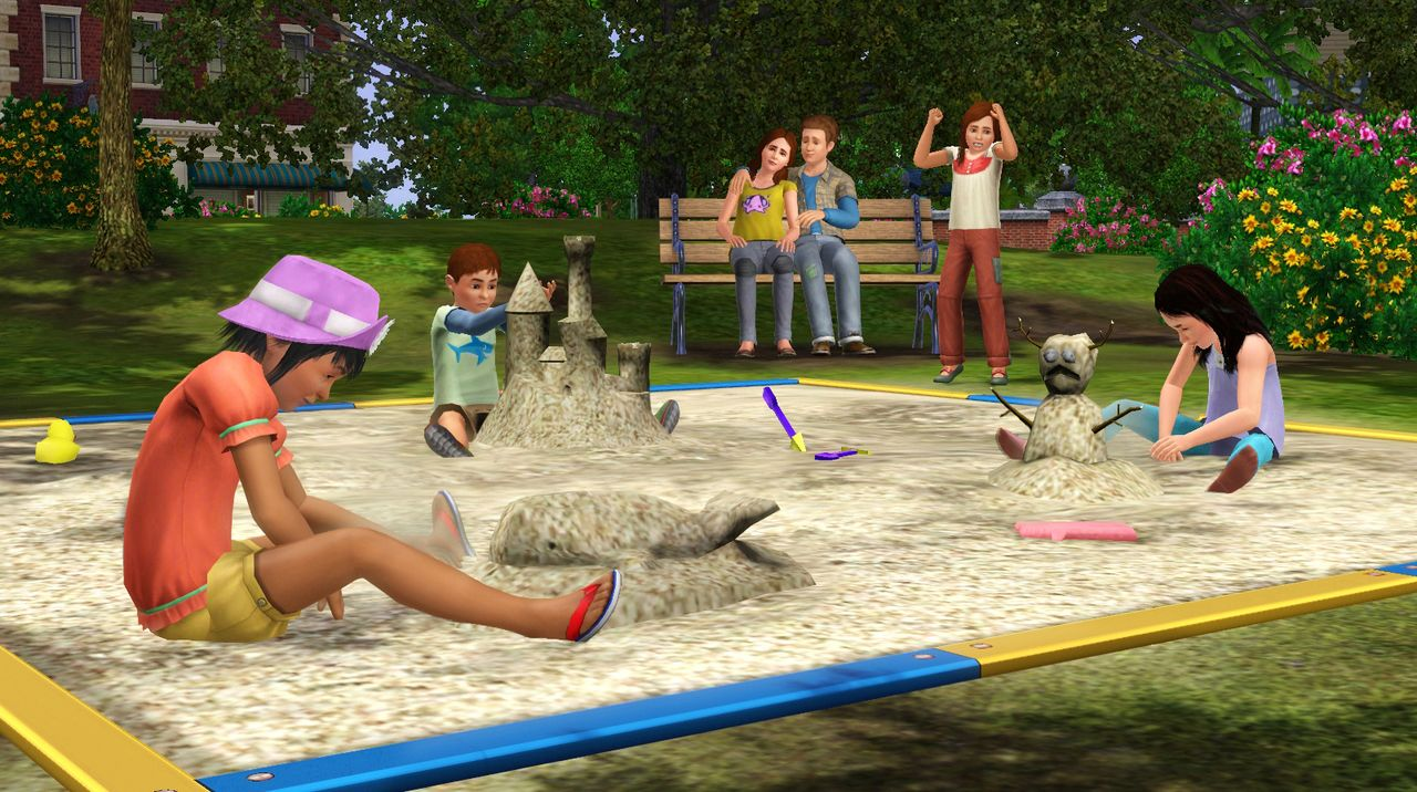 The Sims 3: Generations (Generations) Extras. (CD-Key)