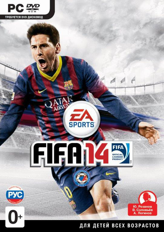 FIFA 14 - Origin (Photo CD-Key) Region Free