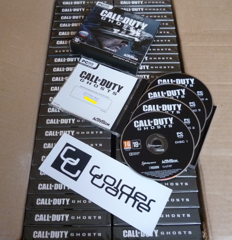 Call of Duty: Ghosts (CD Key) Steam + discount + GIFTS