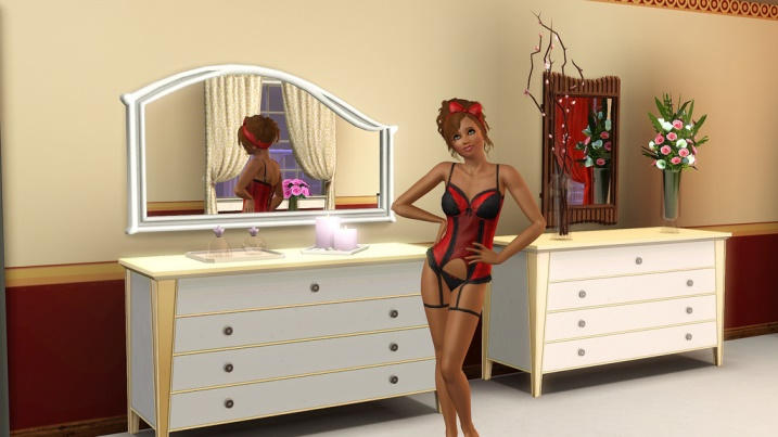 The Sims 3: Master Suite (Master Suite) Catalog