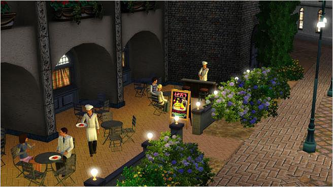 The Sims 3: Monte Vista (Monte Vista) Extras (Photo CDK
